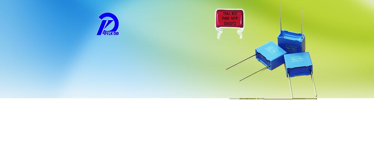 Пленочные конденсаторы Pilkor